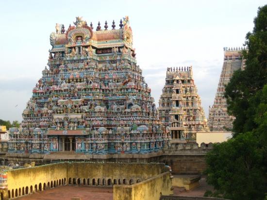 Храм Ранганатхи в Шрирангаме