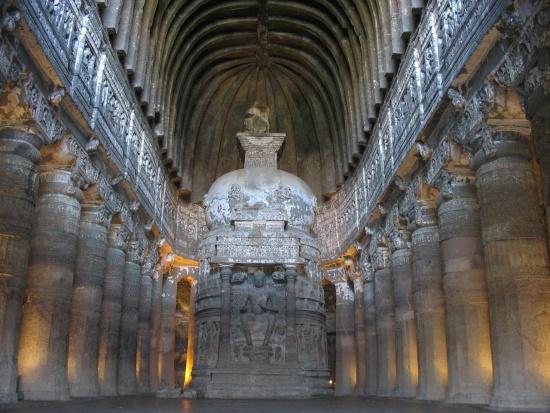 Храмы Аджанты