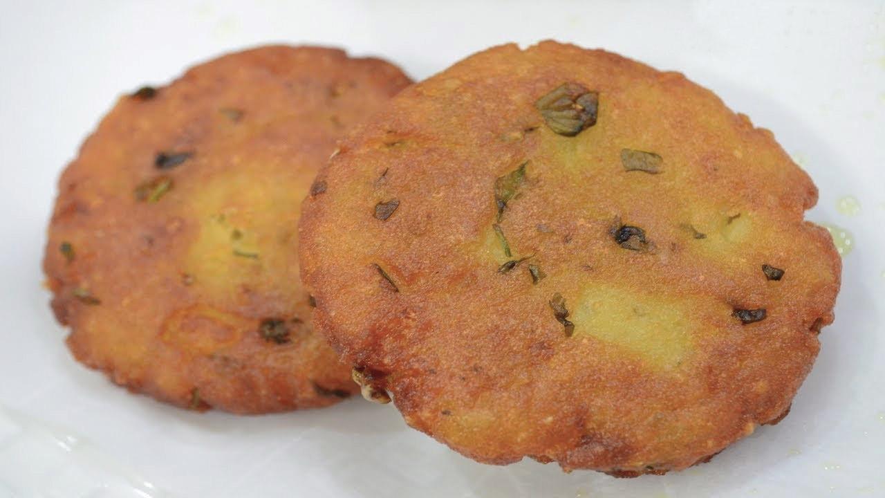 Алу ки тикки - Картофельные котлеты