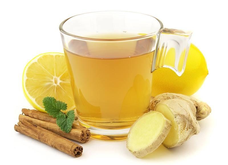 10 рецептов с ИМБИРЕМ при простуде, кашле, насморке, ангине