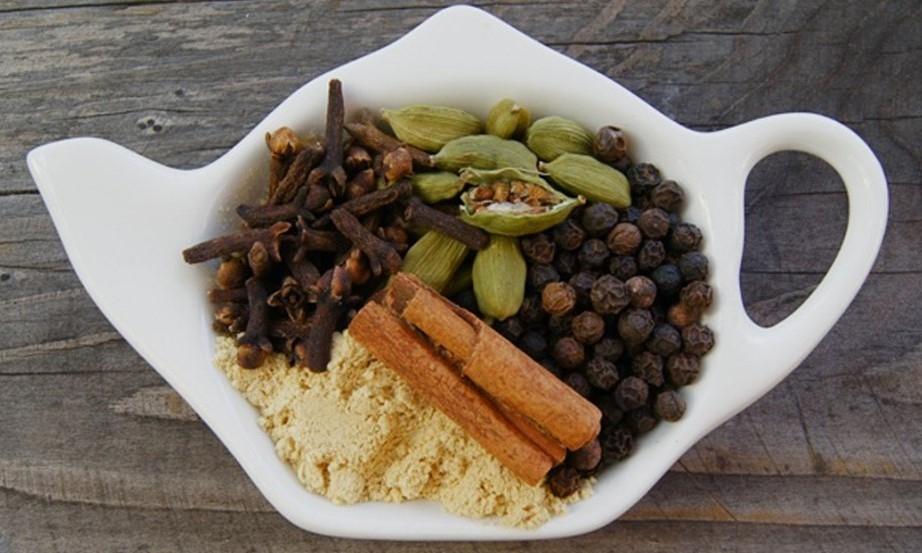 Чай-масала с черным перцем