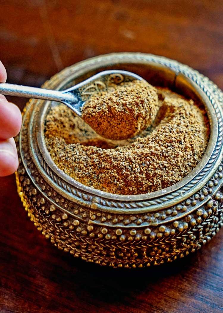 Марокканская смесь семи специй