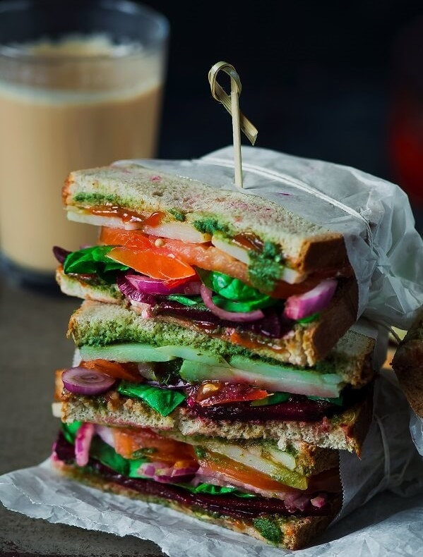 Бомбейский сэндвич