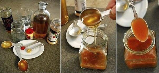Корица с мёдом для похудения