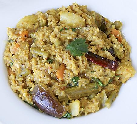Самбар рис