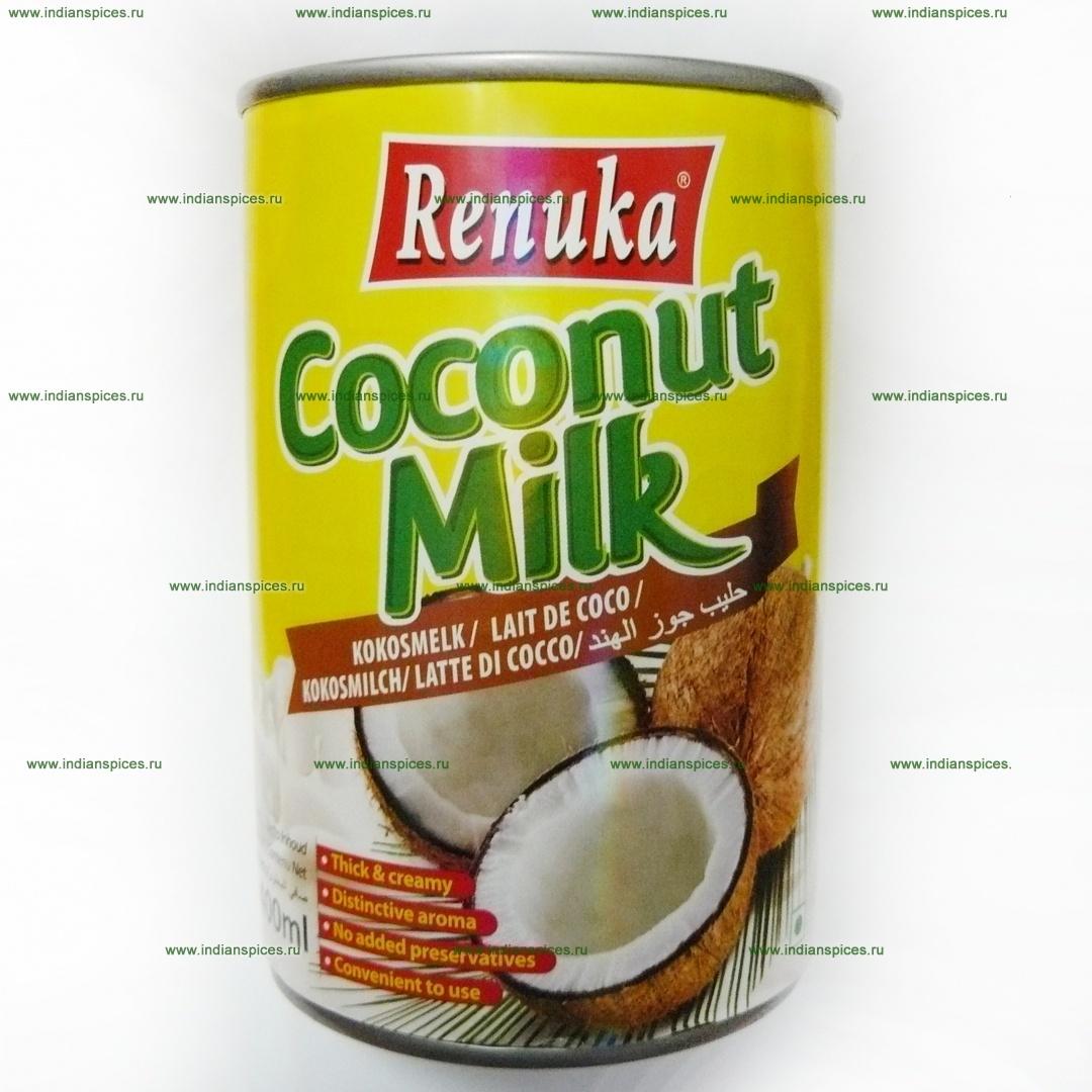 Кокосовое молоко Renuka