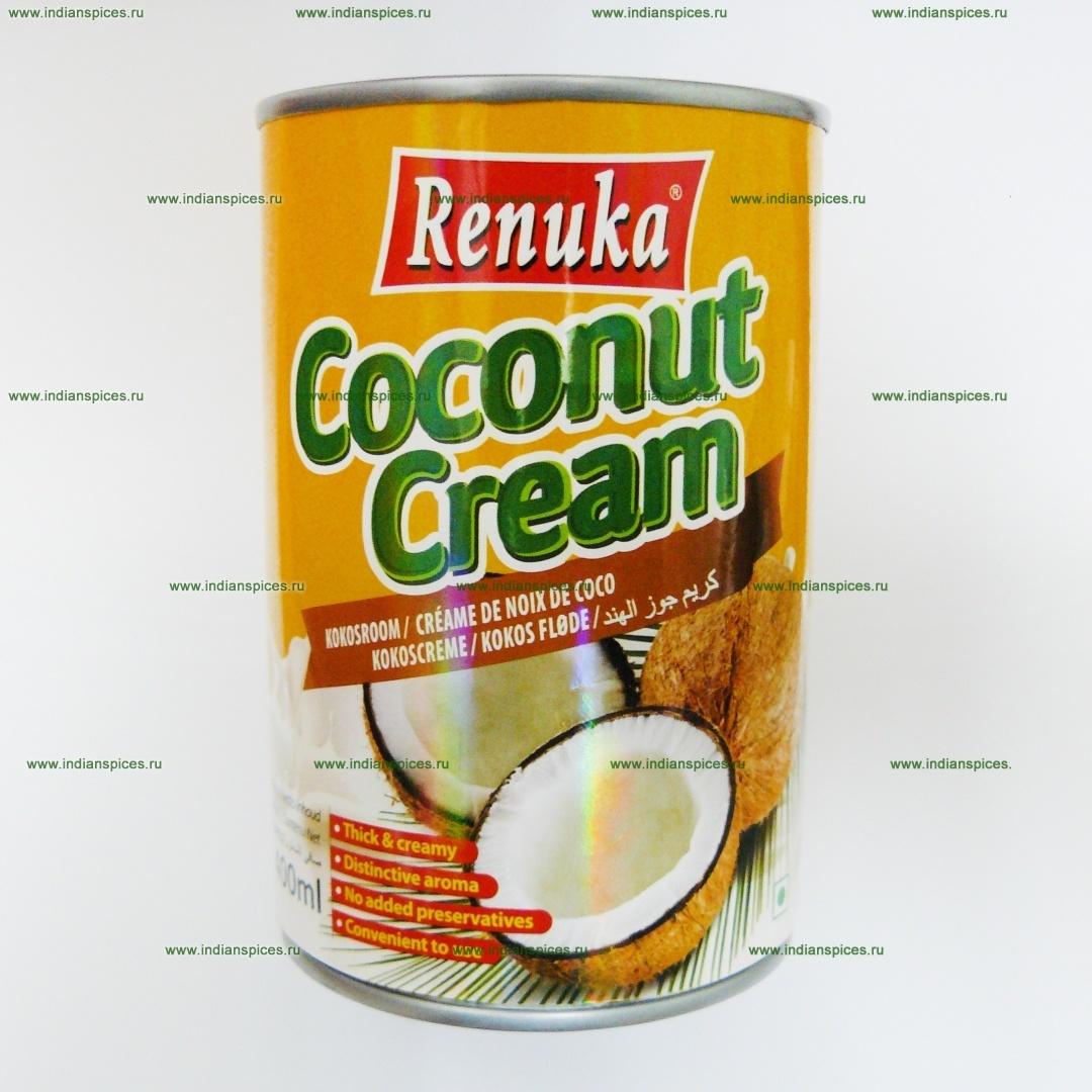 Кокосовые сливки Renuka