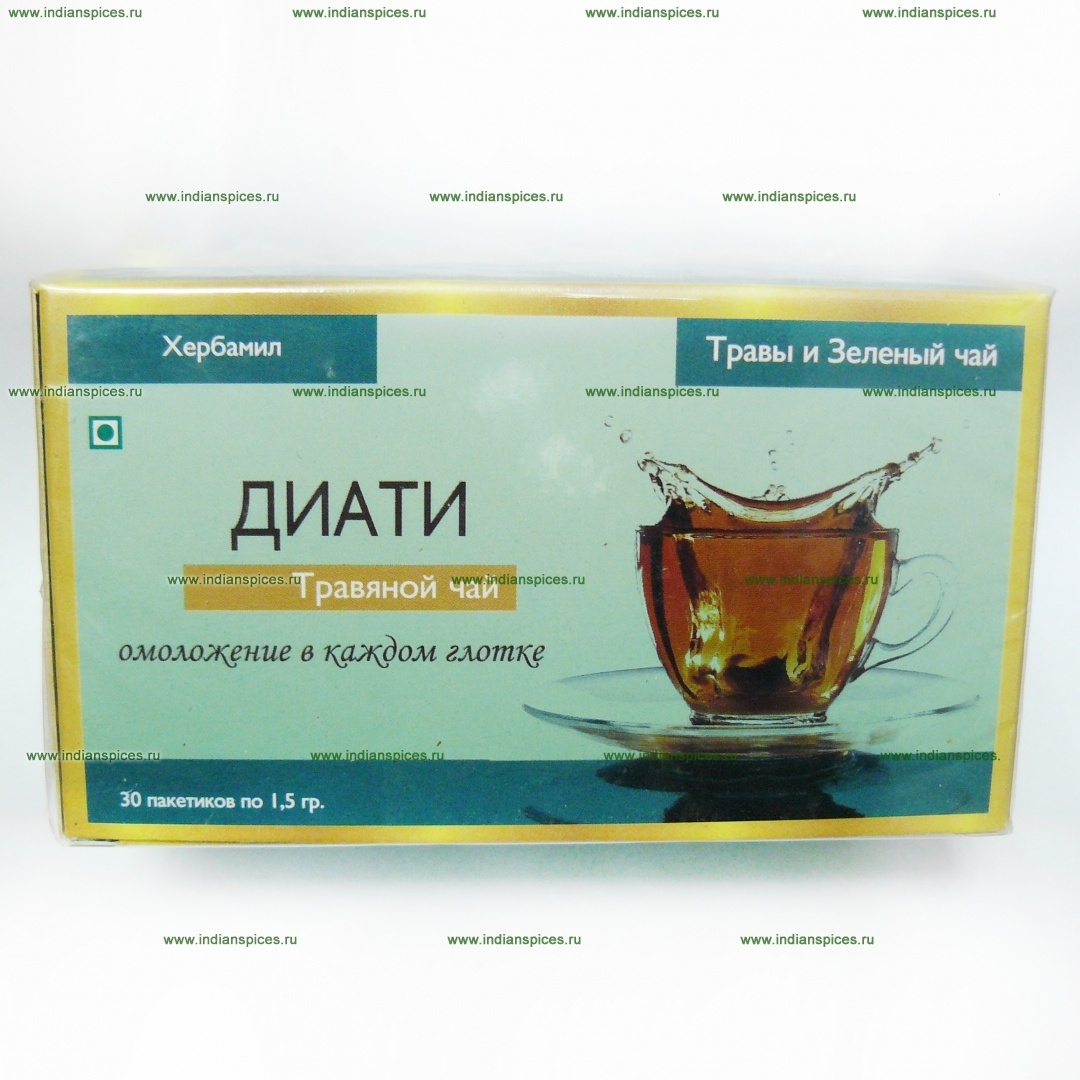 Чай травяной ДИАТИ