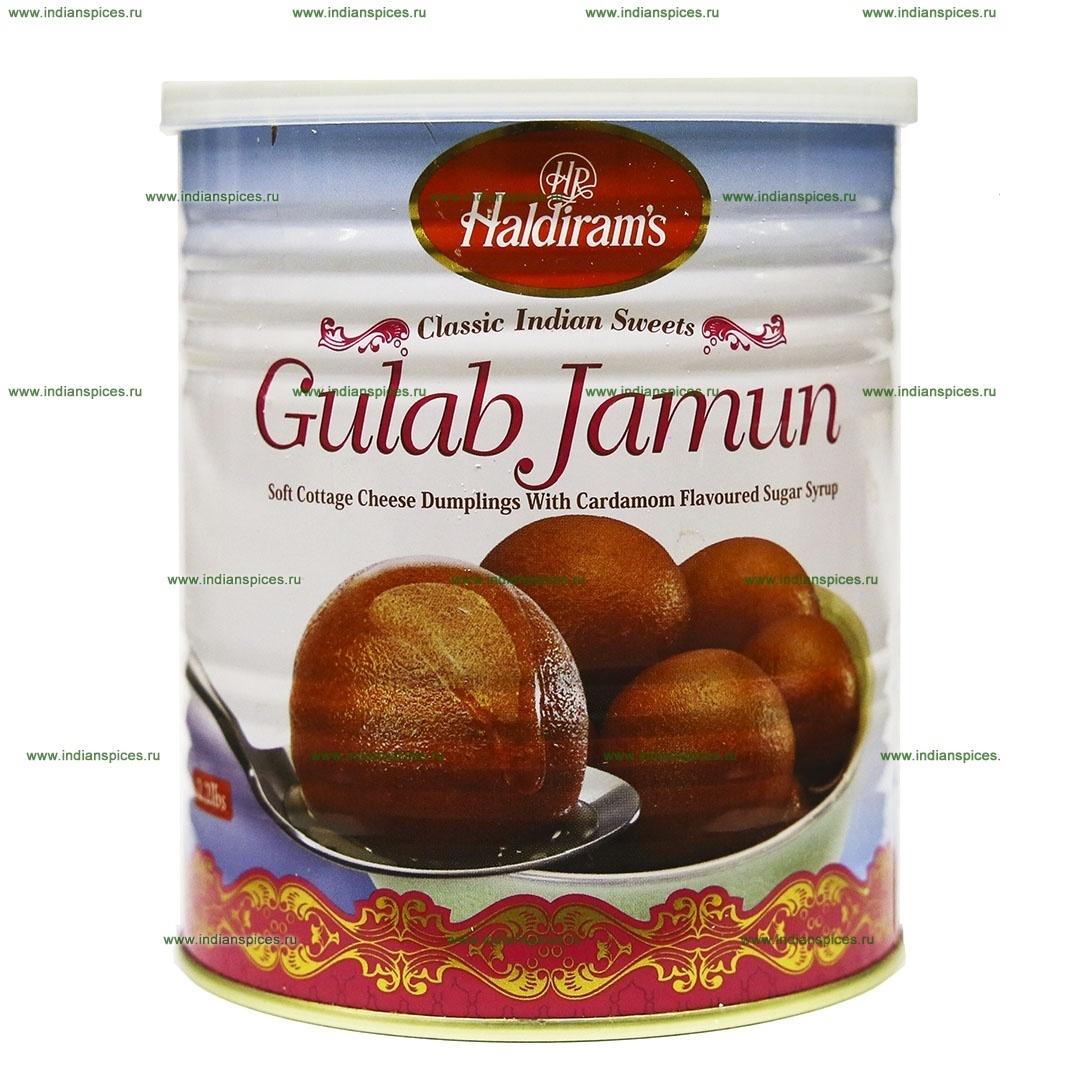 Гулаб Джамун