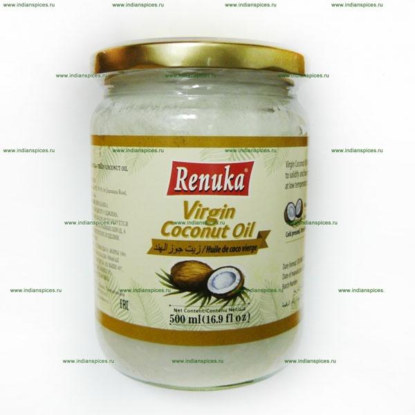 Масло кокосовое RENUKA